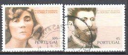 Portugal 1994 - Mi.2002-03 - Used - 1910-... República