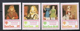 SAINTE LUCIE Timbres Neufs ** De 1979  ( Ref 702A ) Année De L'enfant - St.Lucie (1979-...)