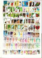 VRAC 1300 Timbres Monde Oblitérés - 038 - Stamps