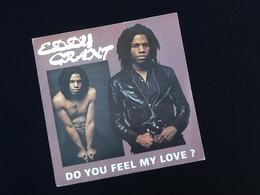 Vinyle 45 Tours  Eddy Grant  Do You Feel My Love ? (1980) - Vinyl Records