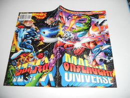 Onslaught: Marvel Universe N°1  EN V O - Magazines