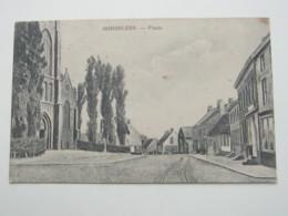 HOOGLEDE ,  Carte Postale   1916 - Hooglede