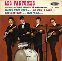"""Les Fantômes  """"  Watch Your Step  """" - Vinyles"""
