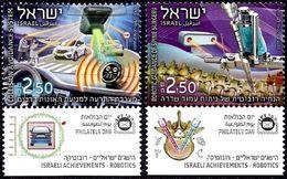 Israel.2018.Israeili Achievements Robotics Avoidance System.2 V. ** . - Israel