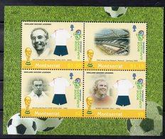 MONTSERRAT    Timbres Neufs ** De 2006  ( Ref 715 ) Sport - Football - Montserrat
