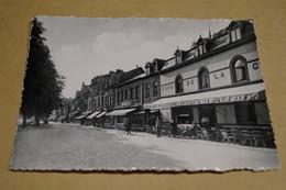 Esneux,rue De La Gare,café De La Gare Animé,RARE,collector,ancienne Carte Postale - Esneux
