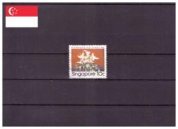 Singapour 1986 - Oblitéré - Paix - Michel Nr. 517 (sin007) - Singapour (1959-...)
