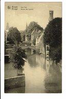 CPA - Cartes Postales - BELGIQUE Brugge -Groene  Rel (gracht) - S3902 - Brugge