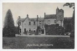 Auchtermuchty - Myres Castle - Fife