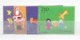 1999 MNH Postugal,  Michel 2380-3, Postfris** - 1910-... Republic