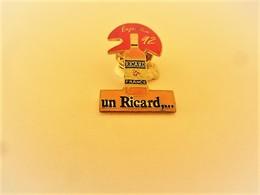 PINS UN RICARD ESPAGNA 92 / 33NAT - Beverages