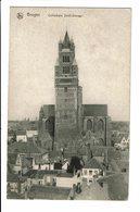 CPA - Cartes Postales - BELGIQUE Brugge -Cathédrale Saint Sauveur  S3906 - Brugge