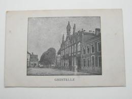 GHISTELLE     ,  Carte Postale   1915 - Gistel