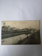 La Louviere // Usines Boël Et  Le Canal // 1916 Militair Post  Ed. SD - La Louvière