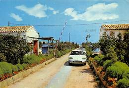 PIE-RO-18-7993 :  CAMPING OLE OLIVIA VALENCIA ESPAGNE. AUTOMOBILE. - Voitures De Tourisme