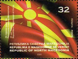 Uzbekistan Usbekistan MNH** 2018 Joint Issue Belarus Dipl. Relation Uzbekistan  Mi 1323 KB M - Gemeinschaftsausgaben