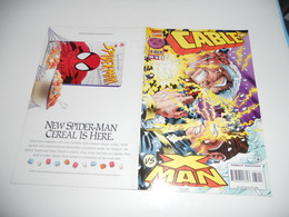 Cable N° 31, Cable Vs X-Man  EN V O - Magazines
