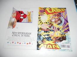 Cable N° 31, Cable Vs X-Man  EN V O - Zeitschriften
