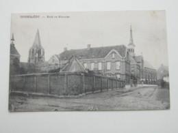 MOORSLEDE     ,  Carte Postale   1915 - Moorslede