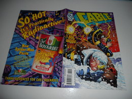 COMICS MARVEL DELUXE USA  X-MEN - CABLE N° 30 - 1996 EN V O - Zeitschriften