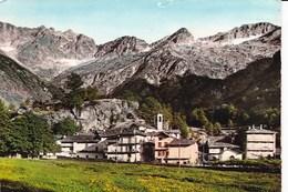 A787 FORNO ALPI GRAIE - PANORAMA CON VEDUTA DEI GHIACCIAI - Non Classés