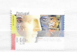 2001 MNH Postugal,  Michel 2539, Postfris** - 1910-... Republic
