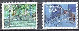 Portugal 1990 - Mi.1825,28 - Used - Gebruikt