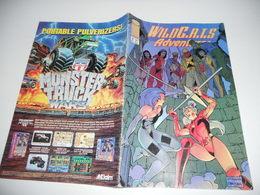 Wild C.A.T.S. Adventures, N° 3  EN V O - Zeitschriften