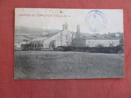 Spain > Galicia > Santiago De Compostela       Stamp Peeled Off Back       Ref 3092 - Santiago De Compostela