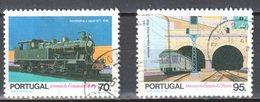 Portugal 1990 - Mi.1844,45 - Used - Gebruikt