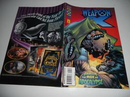 Weapon X (Vo) N° 04 : Age Of Apocalypse 4/4 - Zeitschriften