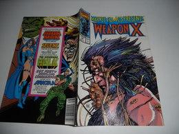 Marvel Comics Presents : Weapon X (Wolverine) ... N° 78 EN V O - Magazines