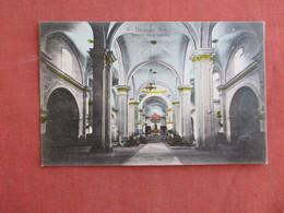 Interior Cathedral  Durango  Mexico  Ref 3092 - Mexique