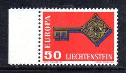 T2286 - LIECHTENSTEIN , Unificato N. 446 ***   EUROPA CEPT - Europa-CEPT