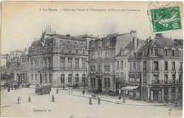 Le Mans Hotel Des Postes Et Telegraphes Et Bourse Du Commerce - Le Mans