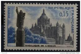 N° 1268 - X X - ( F 468 ) - ( Basilique De Lisieux ) - France