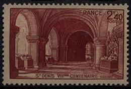 N° 661 - X X - ( F 211 ) - ( Basilique De St Denis - Tombeaux Des Rois De France  ) - France