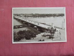 Egypt > Cairo Nile Bridge   Ref 3092 - Cairo