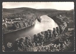 Fumay - La Meuse - Vue Des Terrasses De L'Hôtel Des Roches - 1959 - Fumay
