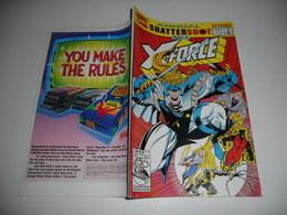 X-Force Volume 1 1 Shattershot Part 4 EN V O - Zeitschriften