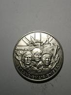 C00159# LIBERATION OF KUWAIT 1991 MEDAL - Jetons & Médailles