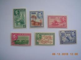Sevios / Groot Brittannie / **, *, (*) Or Used - Fiji (...-1970)
