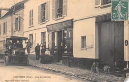 60 - Oise / 10416 - Gouvieux - Rue De Chantilly - Défaut - Beau Cliché - Autres Communes