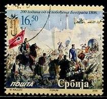 Serbie - Serbia - Serbien 2006 Y&T N°168 - Michel N°165 (o) - 16,50d Libération De Belgrade - Serbie