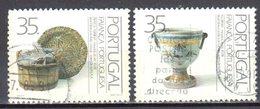 Portugal 1991 - Mi.1849-50 - Used - 1910-... República