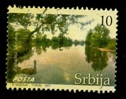 Serbie - Serbia - Serbien 2007 Y&T N°183 - Michel N°169 (o) - 10d Rivière Zapadna Morava - Serbie
