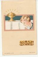 Plechtige Communie Frans SELS St. Lambertus Kerk Eindhout 1943 Imalit Maredret A.P. 31 - Images Religieuses