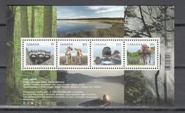 Canada 2012,4V In Block,birds,vogels,vögel,oiseaux,pajaros,uccelli,aves,,MNH/Postfris(L3408) - Vogels