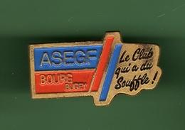 EDF *** BOURG BUGEY *** ASEGF *** Le Club Sportif De La CMCAS De Bourg En Bresse *** EDF-01 - EDF GDF