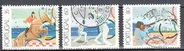 Portugal 1991 - Mi.1884-86 - 3v - Used - 1910-... República